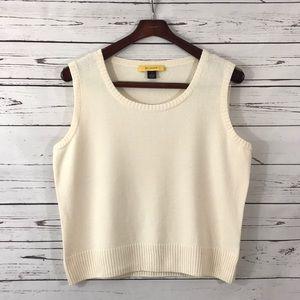St. John sweater vest